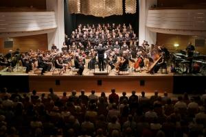 """Die Symphonische Dichtung """"Kaspar Hauser - Aenigma aeternum"""" 2018 Onoldia-Saal, Ansbach"""